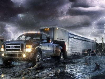 Cool Truck Wallpapers - Wallpaper Cave
