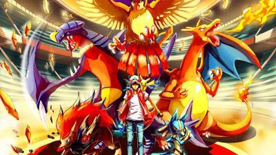 Pokémon HD Wallpapers - Wallpaper Cave