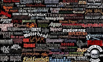 Heavy Metal Bands Wallpapers - Wallpaper Cave