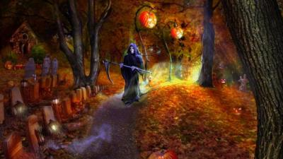 HD Halloween Desktop Backgrounds - Wallpaper Cave