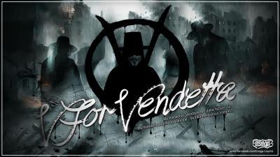 V For Vendetta Wallpapers HD - Wallpaper Cave