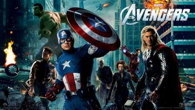 The Avengers Wallpapers HD - Wallpaper Cave