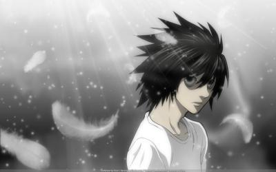 Death Note L Wallpapers - Wallpaper Cave