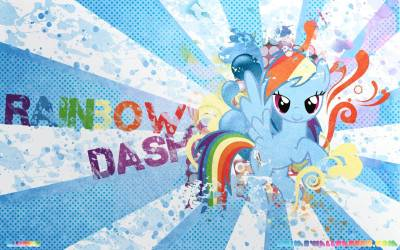 My Little Pony Rainbow Dash Wallpapers - Wallpaper Cave