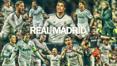 Real Madrid HD Wallpapers 2017 - Wallpaper Cave
