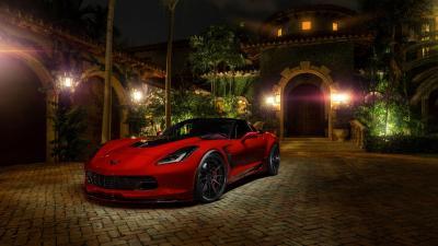 Corvette 2017 Wallpapers HD - Wallpaper Cave