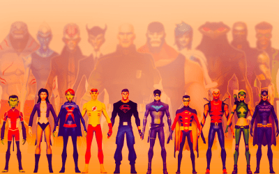Young Justice Wallpapers - Wallpaper Cave