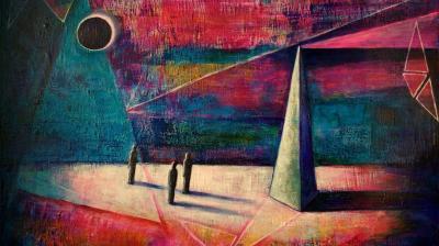 Modern Art Wallpapers - Wallpaper Cave