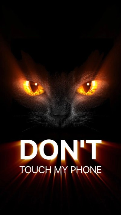 Don't Touch My Phone Wallpapers - Wallpaper Cave