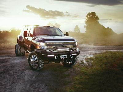 Lifted Trucks Wallpapers - Wallpaper Cave