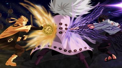 Naruto And Sasuke Vs Madara Wallpapers - Wallpaper Cave
