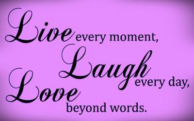 Live Laugh Love Wallpapers - Wallpaper Cave