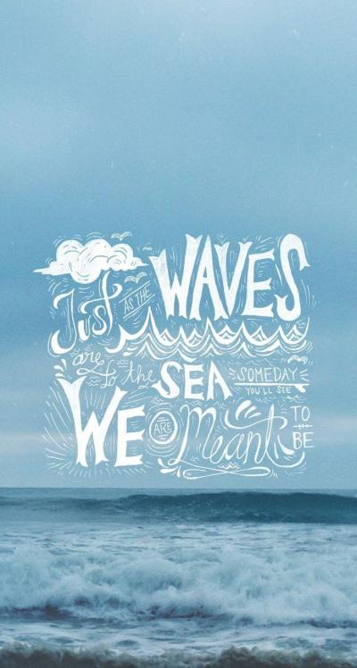 Beach Quotes Wallpapers - Wallpaper Cave