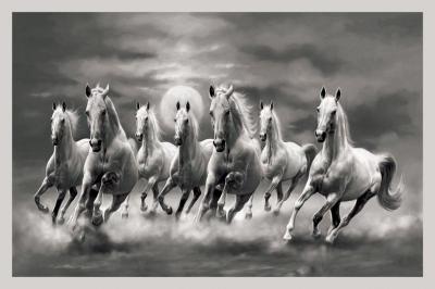 Seven Horses Wallpapers - Wallpaper Cave