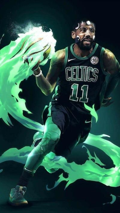 Kyrie Irving 2018 Wallpapers - Wallpaper Cave
