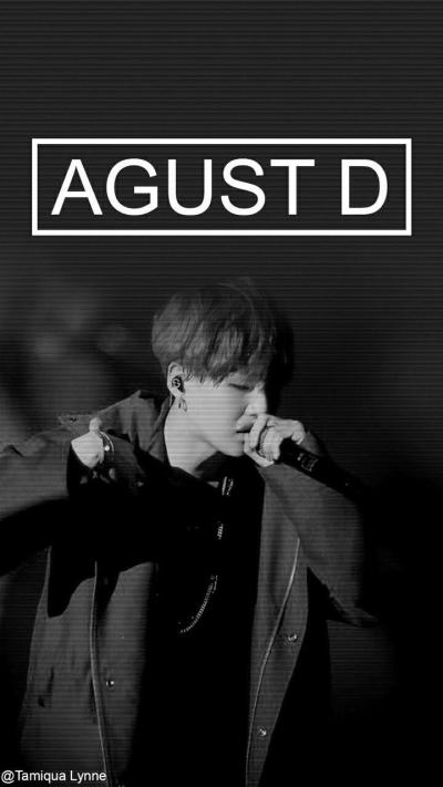 Agust D Wallpapers - Wallpaper Cave