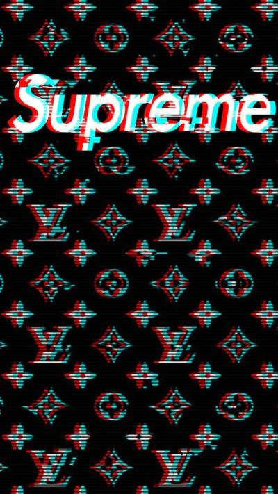 Supreme Louis Vuitton Wallpapers - Wallpaper Cave