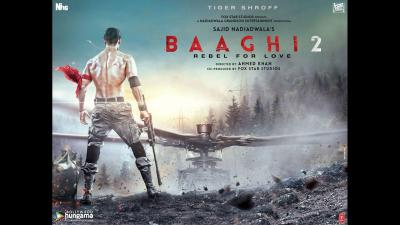 Baaghi 2 Wallpapers - Wallpaper Cave