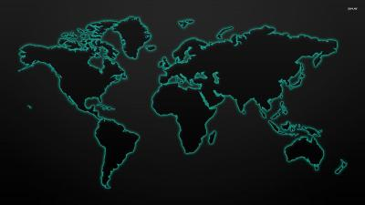 World Map Wallpapers High Resolution - Wallpaper Cave
