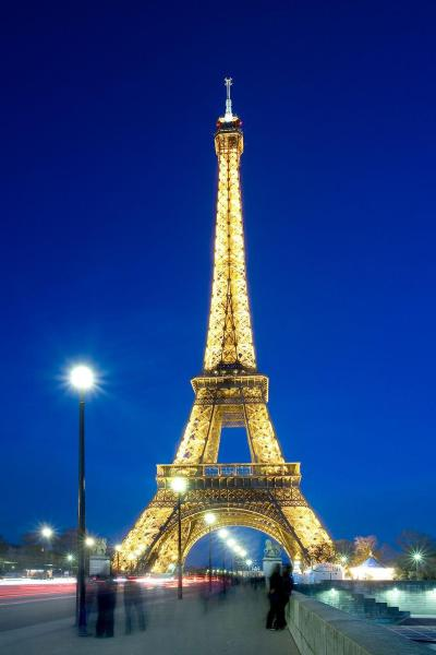 Paris France Eiffel Tower Wallpapers - Wallpaper Cave