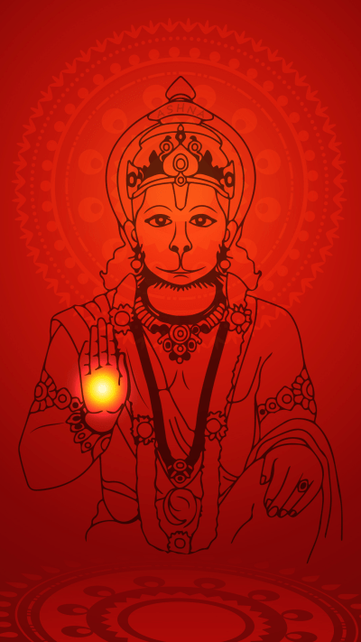 Hanuman HD Wallpapers - Wallpaper Cave
