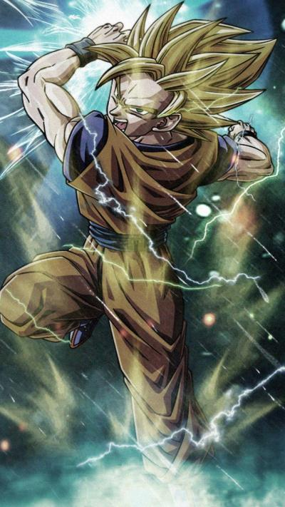 Dragon Ball Z Wallpapers IPhone - Wallpaper Cave