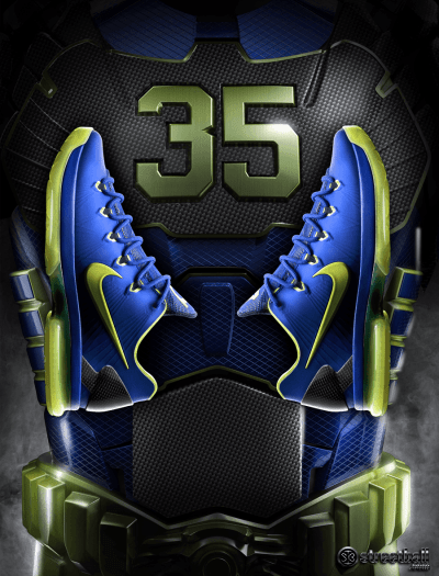 Kevin Durant Kd Logo Wallpapers - Wallpaper Cave