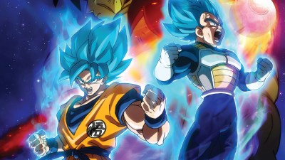 Dragon Ball Super: Broly Wallpapers - Wallpaper Cave