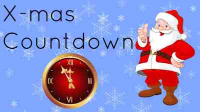 Christmas Countdown Wallpapers - Wallpaper Cave