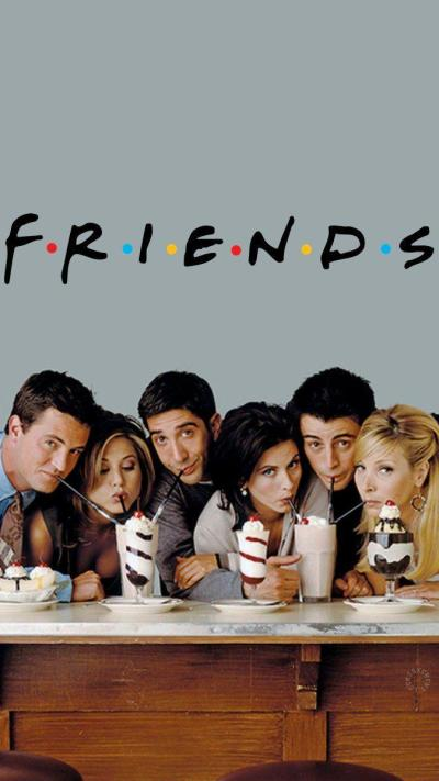 Friends TV Show Wallpapers - Wallpaper Cave