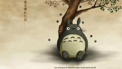My Neighbor Totoro Wallpapers - Wallpaper Cave