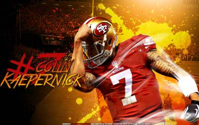 Colin Kaepernick 49ers Wallpapers - Wallpaper Cave