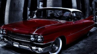 Classic Cadillac Eldorado HD Wallpaper - WallpaperFX