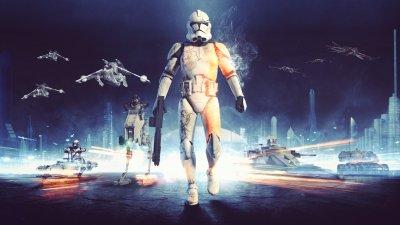 Clone Trooper wallpapers HD for desktop backgrounds