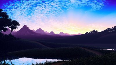 Pixel Art wallpapers 1920x1080 Full HD (1080p) desktop backgrounds