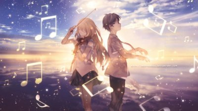 Your Lie In April wallpapers 1920x1080 Full HD (1080p) desktop backgrounds