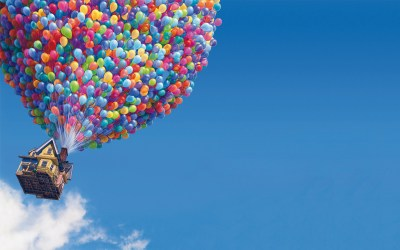 Millions Balloons Up | BEAUTIFUL