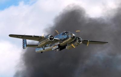 North American B-25 Mitchell Wallpaper HD Download