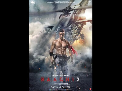 Baaghi 2 HQ Movie Wallpapers | Baaghi 2 HD Movie ...