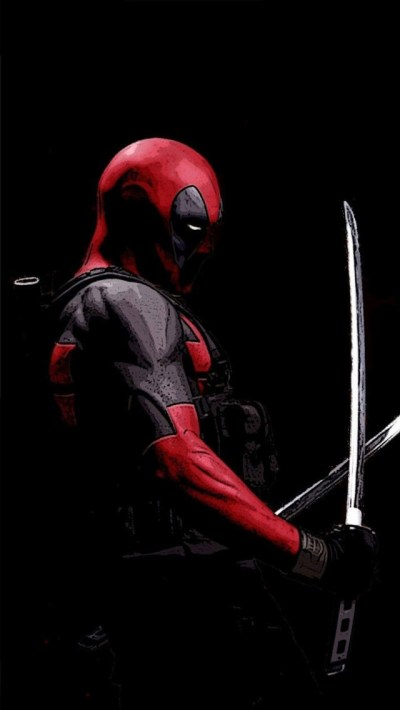 Deadpool HD Wallpapers for iPhone SE | Wallpapers.Pictures