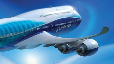 Boeing 747 HD Wallpapers free download