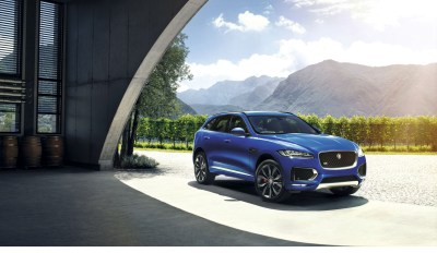 Jaguar F-Pace 2017 HD Wallpapers