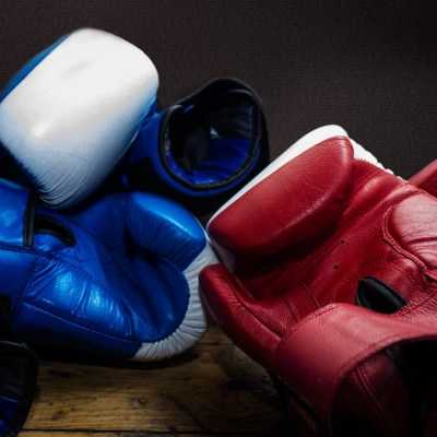 Hanging Boxing Gloves Wallpaper (56+ pictures)