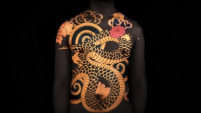 Cool Tattoo Backgrounds (54+ pictures)
