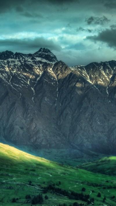 Wallpaper New Zealand, 5k, 4k wallpaper, 8k, mountain, island, clouds, sky, foliage, OS #556