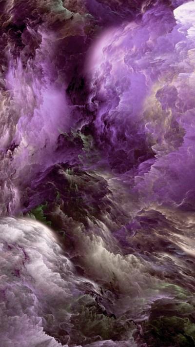 Wallpaper Clouds, 8k, 4k, 5k wallpaper, abstract, purple, live wallpaper, live photo, Nature #6469