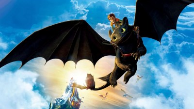 Wallpaper How to Train Your Dragon: The Hidden World, poster, 4K, Movies #20227