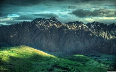 Wallpaper New Zealand, 5k, 4k wallpaper, 8k, mountain, island, clouds, sky, foliage, Nature #556