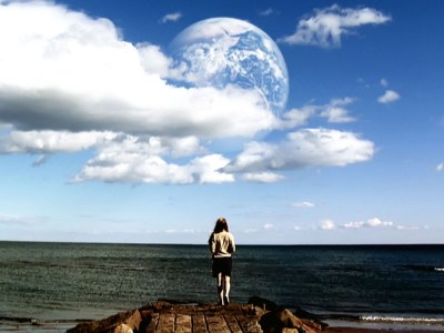 1024x768 Another Earth Wallpaper desktop PC and Mac wallpaper