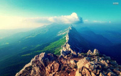 Perfect Mountain Range Lookout wallpapers | Perfect Mountain Range Lookout stock photos